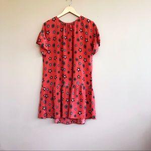 NEW • Tucker • Lola Mini Dress Sunset Spurs Small